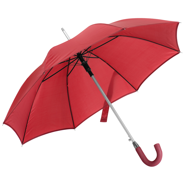 aluminium umbrella with EVA handle P201