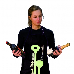 P1275 HOBBY APRON - NO POUCH