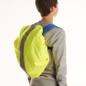 P960 RUGZAKHOES/met stopper - FLUO