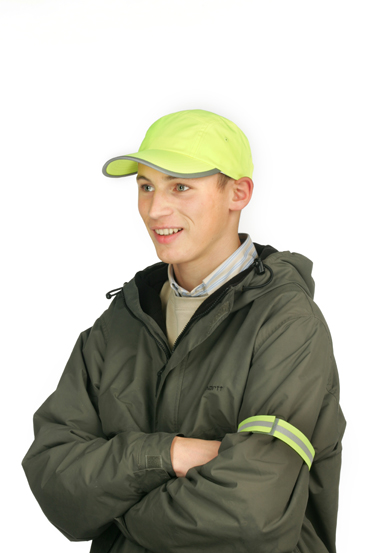 Reflective Cap- P1430  Safety
