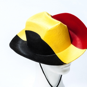 Belgium fan cowboyhoed