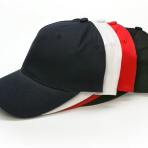 P1400  6-PANNEL CAP COTTON TWILL
